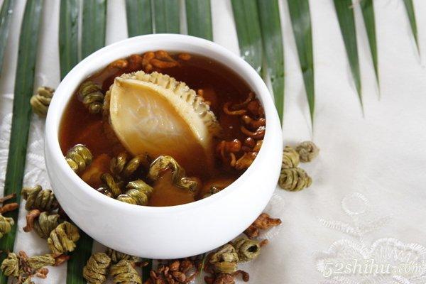 石斛鲍鱼汤的做法